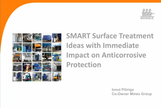 SMART Surface Treatment Ideas with Immediate Impact on Environment and Production Costs